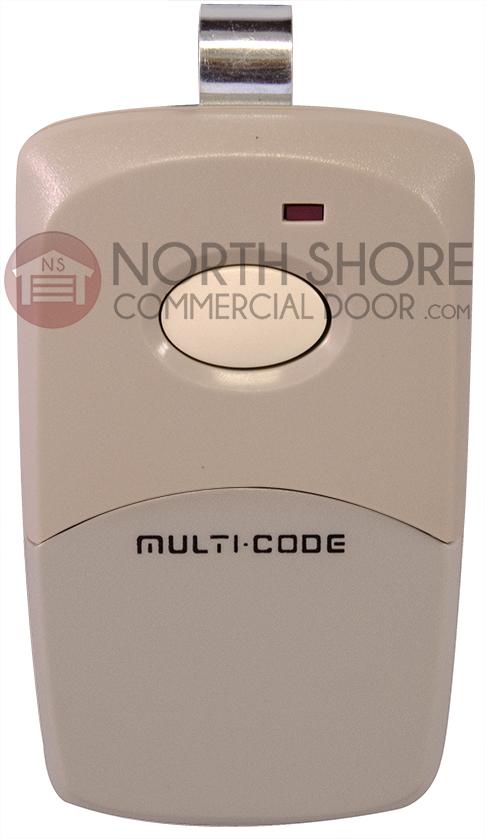 Linear Multi Code 3089 1 Button Remote 300 Mhz 308911