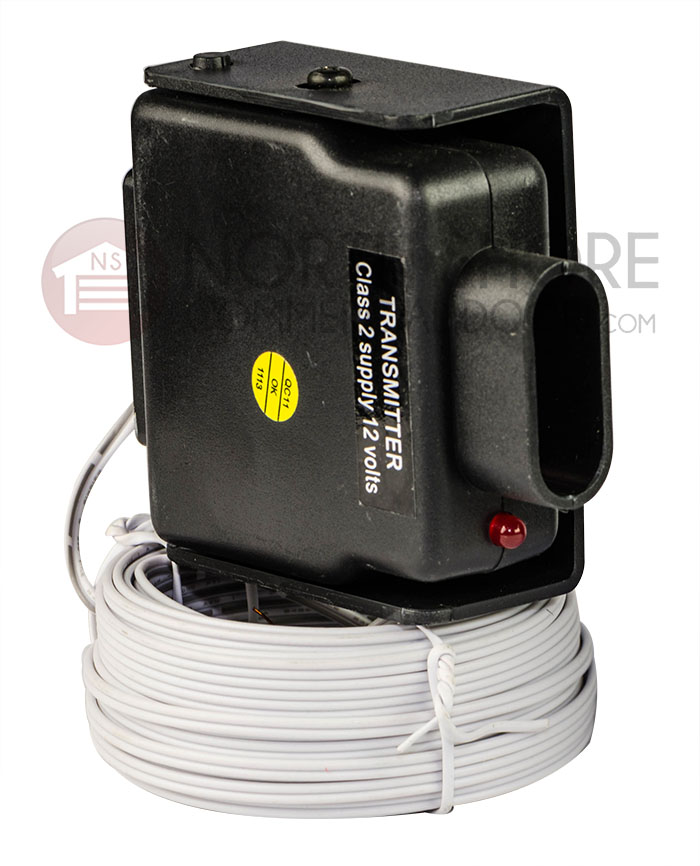 Genie 36450b Red Light Garage Door Opener Safety Sensor