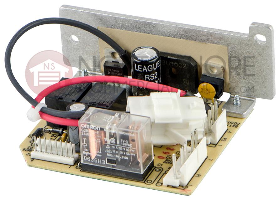 41b5351 7 Liftmaster Power Supply For Some Belt Drive Models