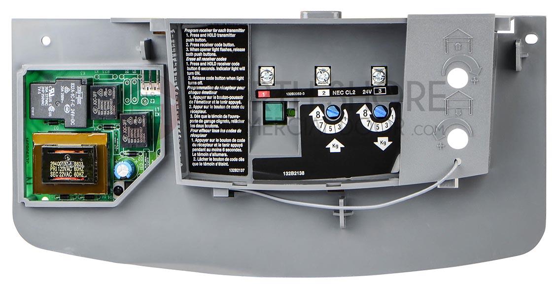 41d4674 1g Liftmaster Logic Board