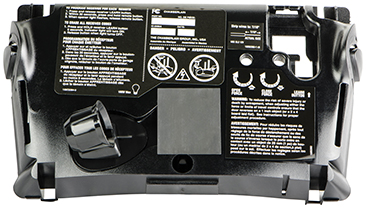 LiftMaster 41D180-1 End Panel with labels