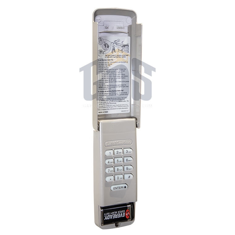 Chamberlain 940d 940cd Wireless Keyless Entry Keypad