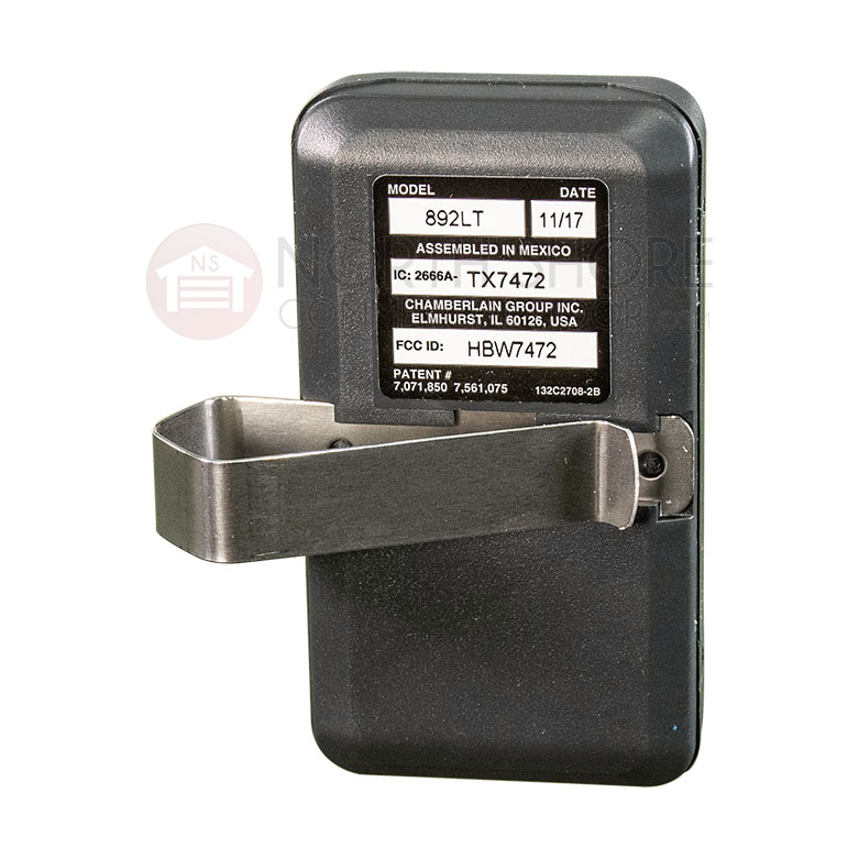 Liftmaster 372lm Two Button Remote