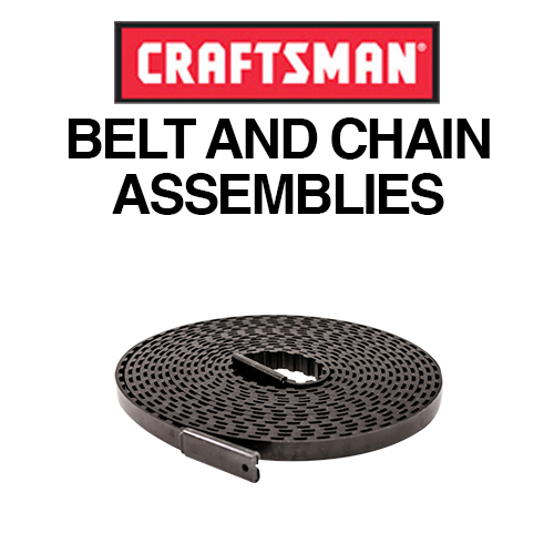 belt and chain assemblies