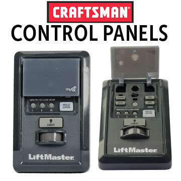 Sears Craftsman Garage Door Opener Replacement Parts