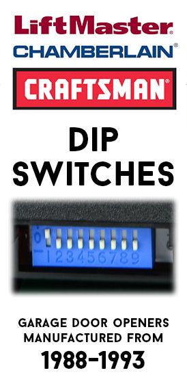 Accessmaster Garage Door Opener Remotes