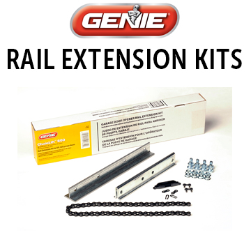 GENIE-Rail Extension Kits