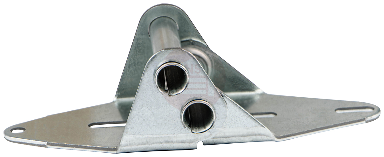 1 11 gauge heavy duty commercial grade hinge