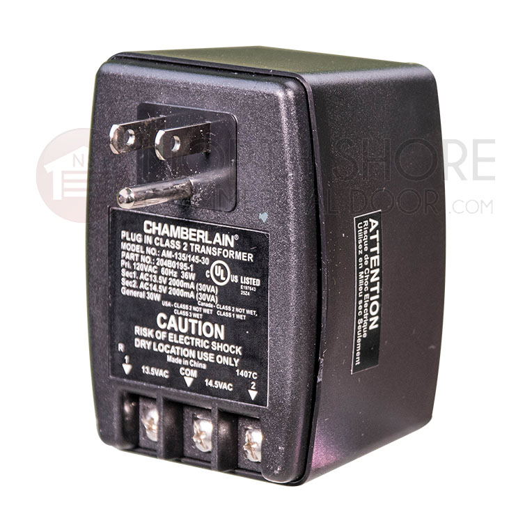 Liftmaster Elite K204b195 1 Gate Opener Transformer