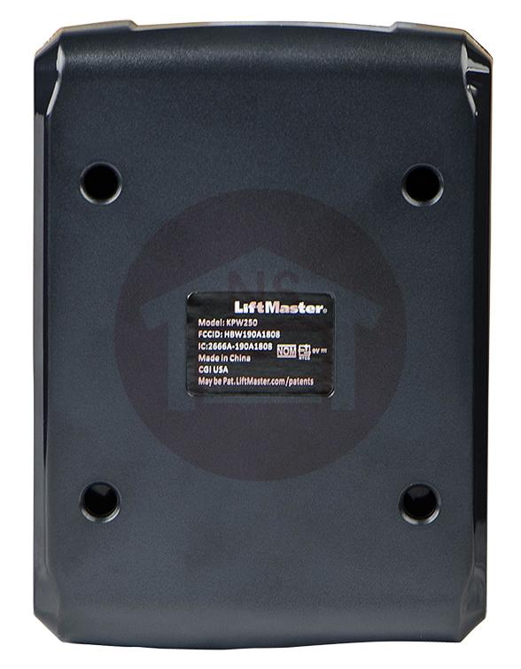 Liftmaster Kpw5 Garage Door Opener Gate Wireless Keypad