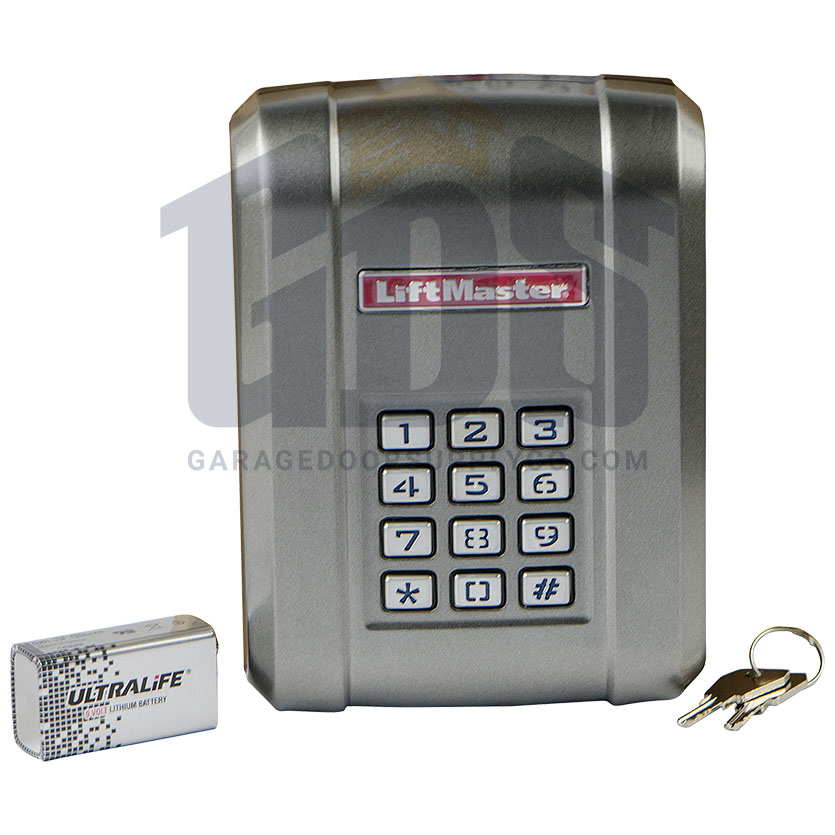 Liftmaster Kpw5 Garage Door Opener Gate Wireless Keypad