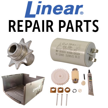 Linear Garage Door Opener Parts