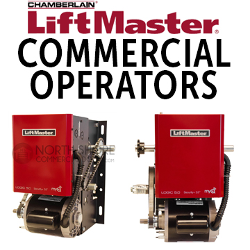LiftMaster Commercial Garage Door Openers