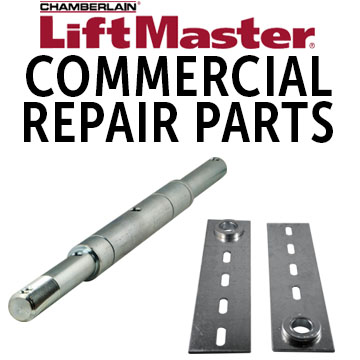Commercial Garage Door Operator Parts