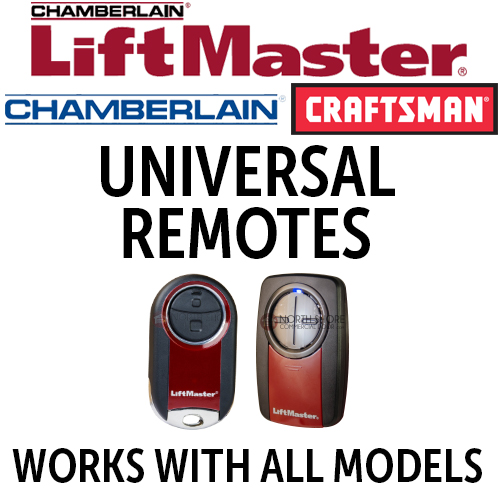 LiftMaster Universal Remotes (Works for All Models)