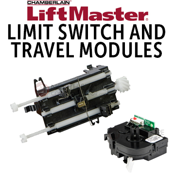 Limit Switch & Travel Module Assemblies