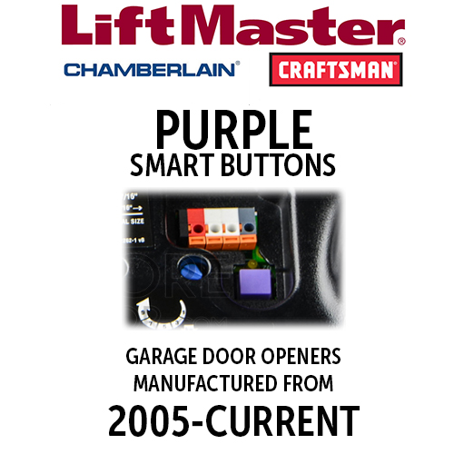 Sears Craftsman Garage Door Opener Remotes & Keypads