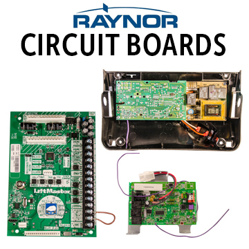 Raynor Circuit Boards raynor garage door opener parts garagedoorsuplyco com raynor control hoist wiring diagram at readyjetset.co