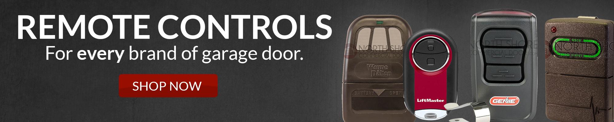 Garage Door Supply Company Opener Remotes, Parts And Accessories