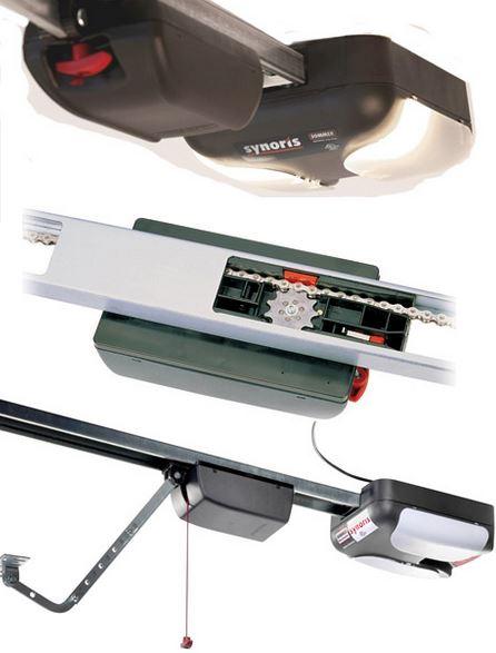 Sommer Synoris 800 Direct Drive Garage Door Opener 1hp