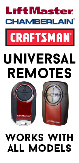 Universal Remotes (Works for All Models)