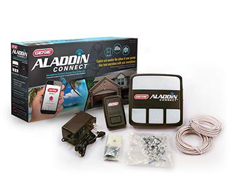 Genie Aladdin Connect 39142r Smart Phone Controller