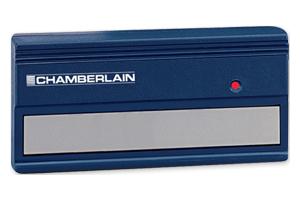 Chamberlain 750cb 1 button garage door opener remote for Home depot garage door motor