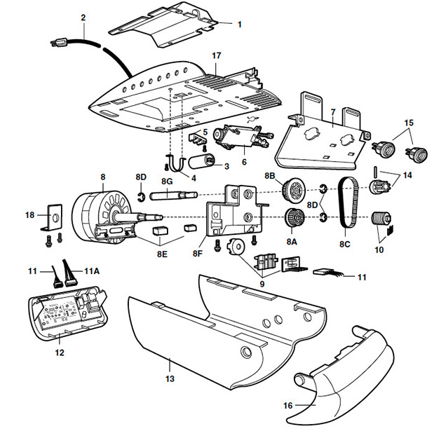 ford 801 powermaster wiring diagram
