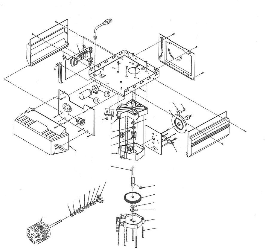 Genie Intellicode Garage Door Wiring Diagrams Craftsman
