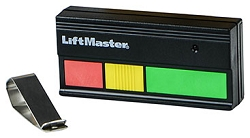 333LM Liftmaster 315 MHz Tri Color Remote