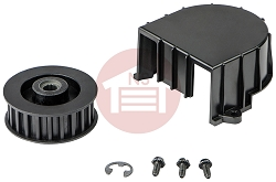 LiftMaster 41C76 Belt Sprocket and Cap Kit