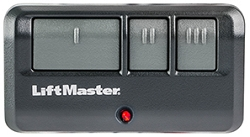 893MAX LiftMaster 3 Button Remote.