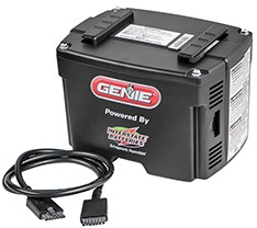37228R Genie Battery Back Up Unit (For New Series II Units Only)