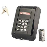 LiftMaster KPW5 Wireless Keypad for Gate Openers and Commercial Doors