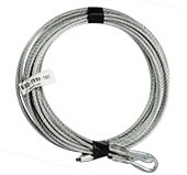CABLE-11-HD  Heavy Duty Cables for 11 High Garage Door (Pair)