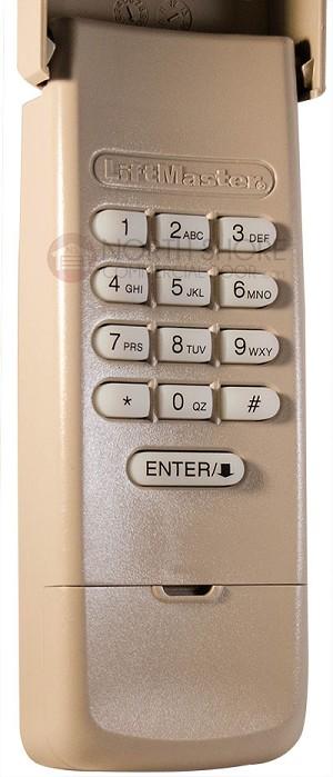 Liftmaster 66lm Keypad