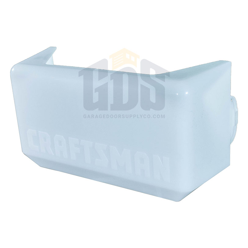 Sears Craftsman 108d46 Garage Door Opener Lens Cover