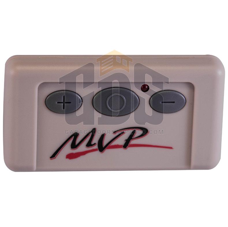 Allstar 110925 Mvp 3 Button Garage Door Opener Remote