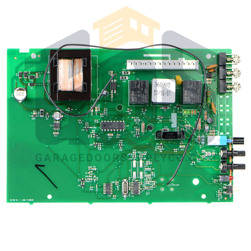 Genie 34374R CONTROL LOGIC CIRCUIT BOARD for Genie Models Garage Openers