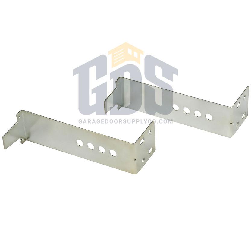 Genie 36444a Garage Door Opener Safety Sensor Brackets