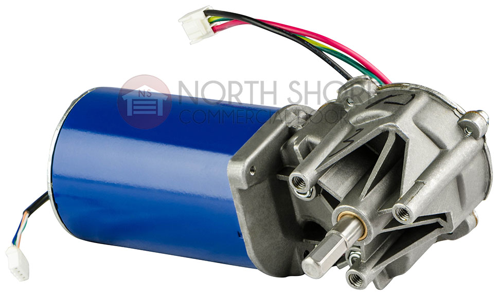 Genie 36447a Dc Garage Door Opener Motor Assembly