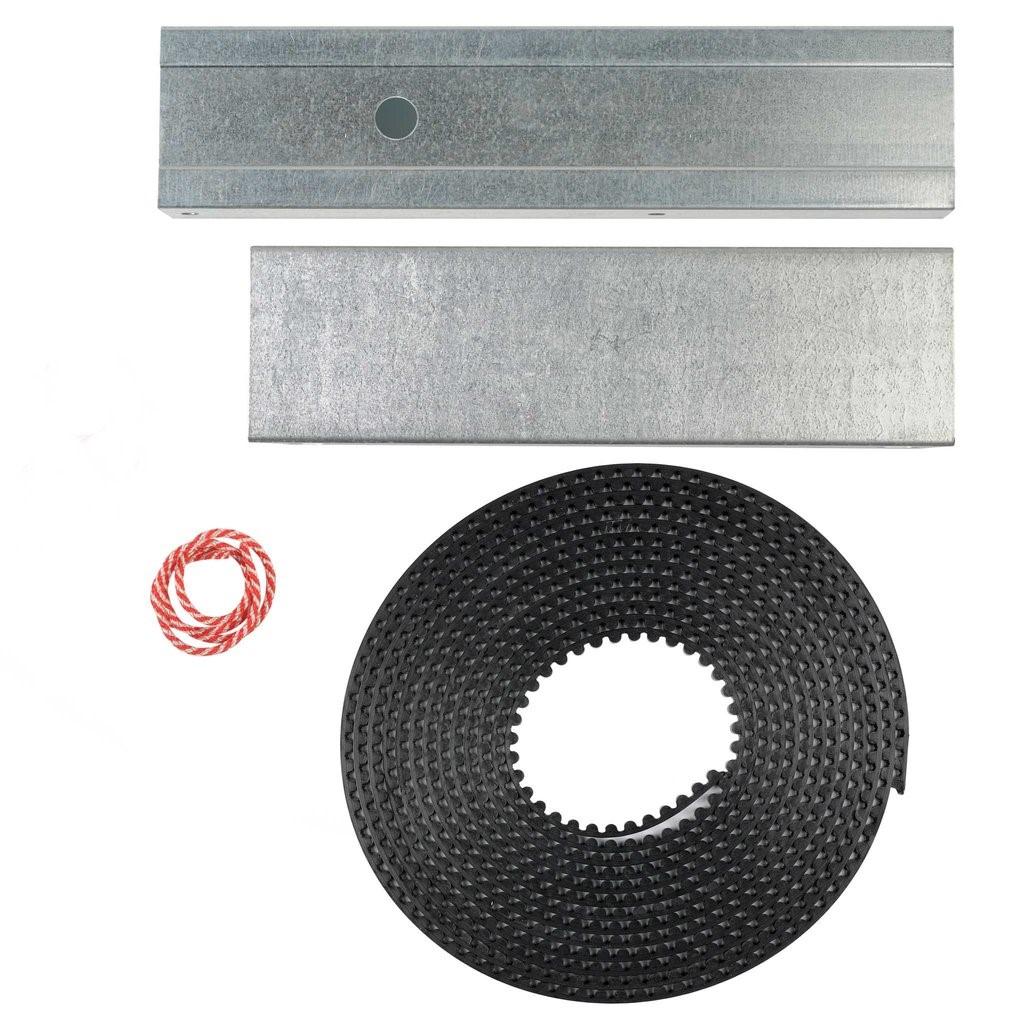 Genie Ekbc37302r 8 Belt Drive Rail Extension Kit