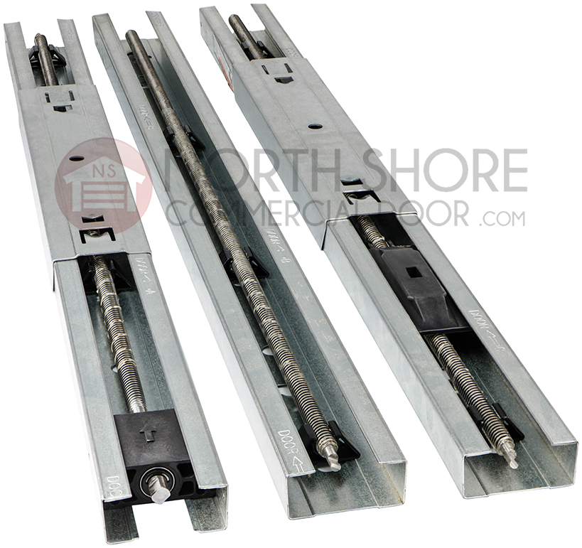 Genie 38244r S Screw Drive Rail Assembly 3 Piece