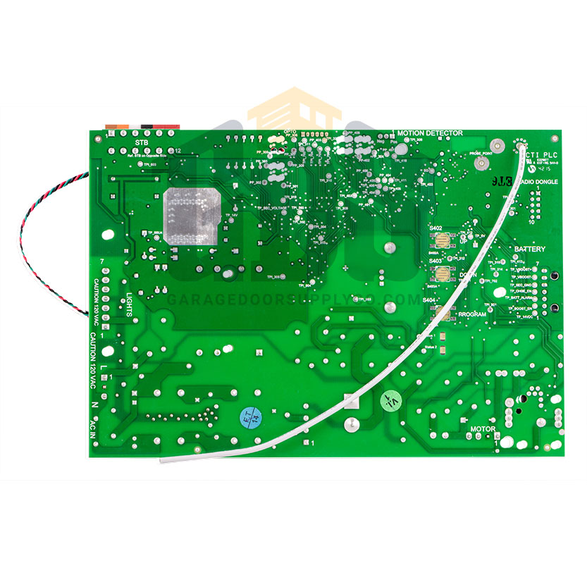 1000 3024 3022 3042 DC Chain /& Belt Genie 37470 Circuit Board Assembly