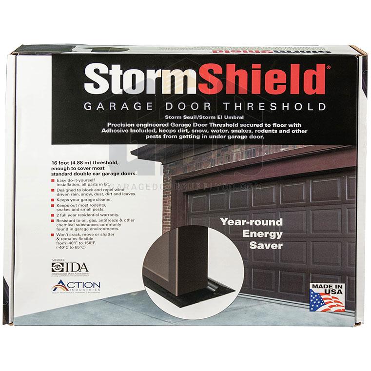 Ss016 16 X Garage Door Threshold Seal 16 Ft Caulk