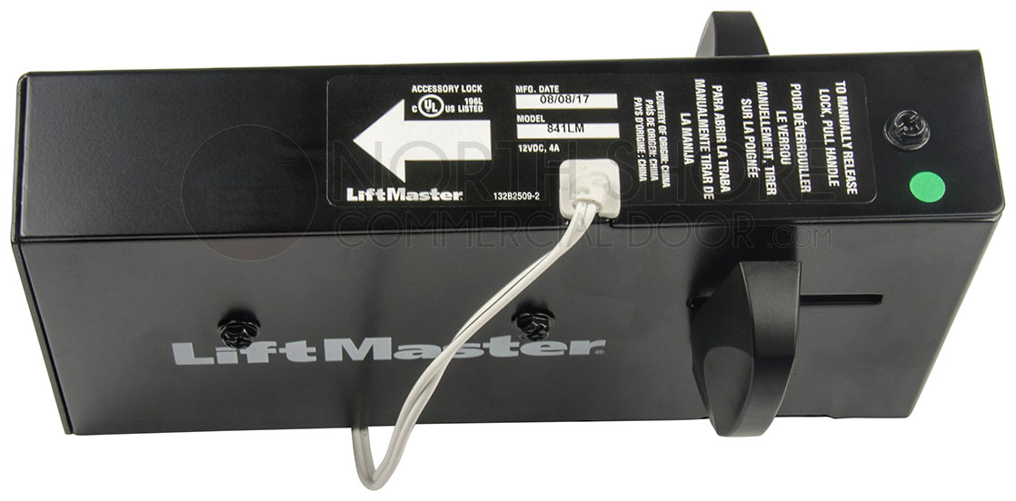 Automatic Garage Door Lock 841lm By Liftmaster