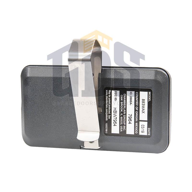 Liftmaster 893max 3 Button Garage Door Remote