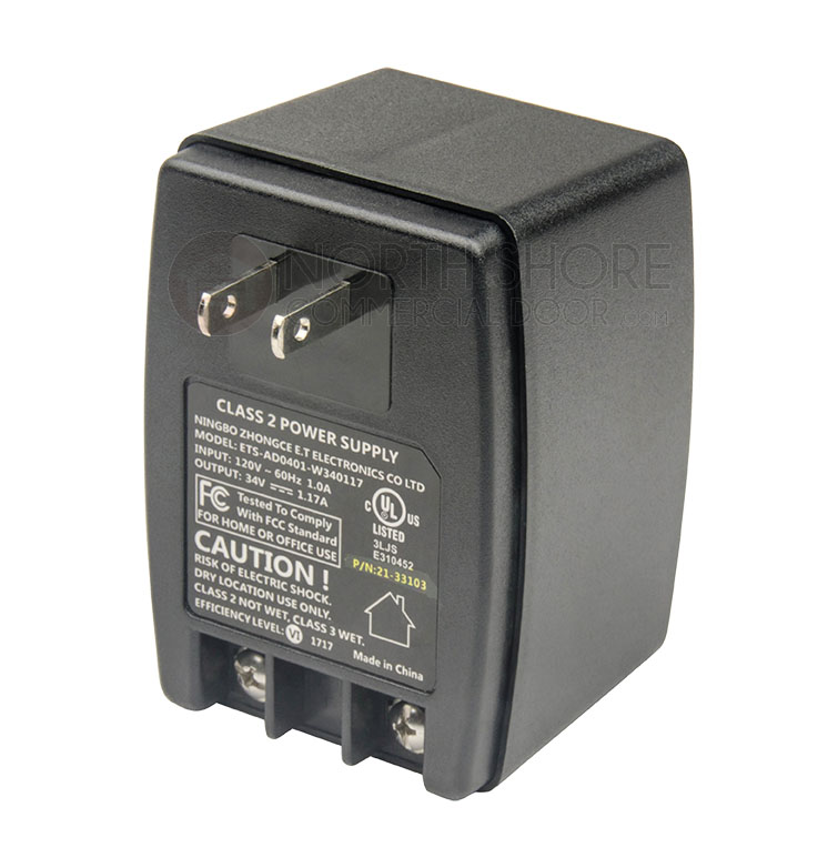 Liftmaster Apow3 Transformer Power Supply