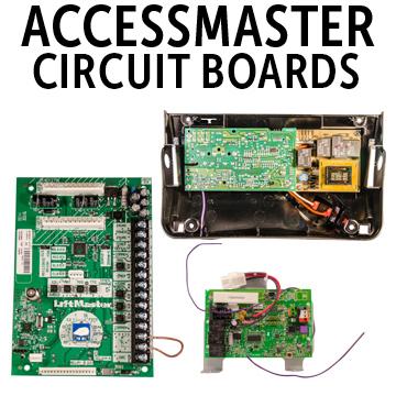 Accessmaster Garage Door Opener Replacement Parts