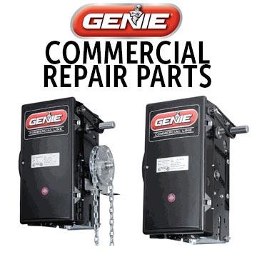 Commercial Garage Door Operator Parts